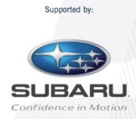 Supported by Subaru
